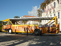 Dubrovnik Cabrio sightseeing bus