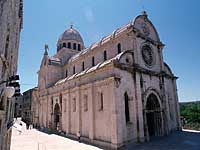 Šibenik, Cathedral, Croatia